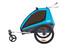 Thule Coaster XT Fahrradanhänger blau
